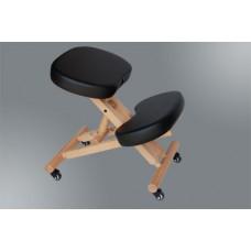 Silla ergonómica con ruedas