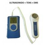 Ultrasonidos + Tens + Ems (Portátil)